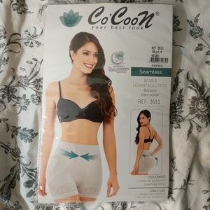 9a1e369e6d9 Co coon Intimates   Sleepwear - Co Coon Seamless Antibacterial Butt Lifter  Shorts